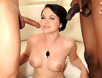 Cassidy Lynn interracial porn