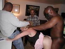 black men on white women